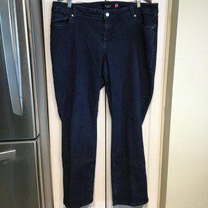 Torrid Dark Wash Denim Jeans